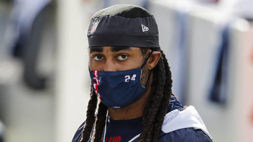 Stephon Gilmore holds out; will not attend Pats' minicamp