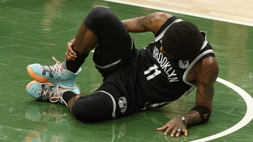 Glen Davis: Irving injury karma for stepping on Celtics' logo