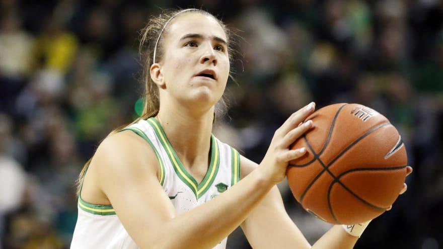 WNBA star rookie Sabrina Ionescu seeing specialist about ankle sprain