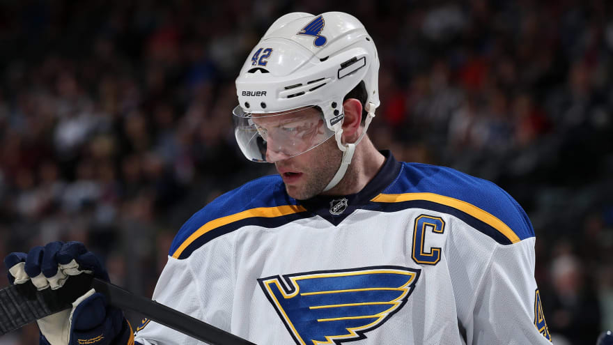 The 'St. Louis Blues captains' quiz