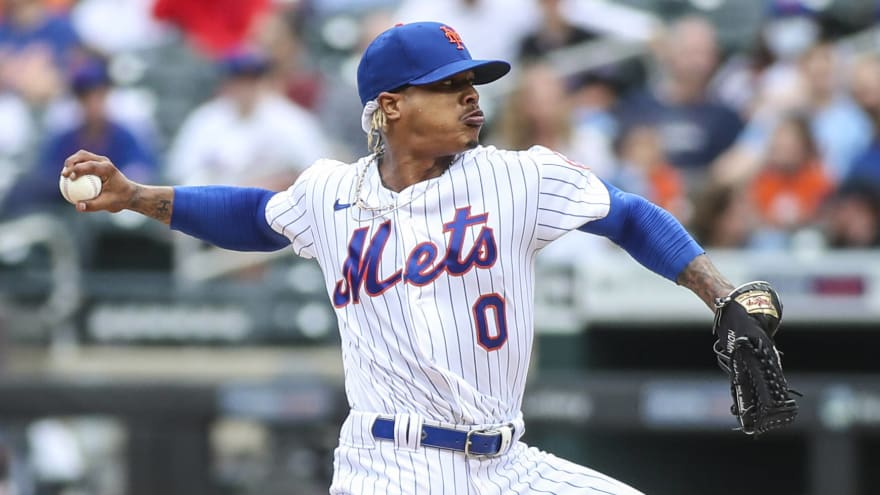 Mets' Marcus Stroman day-to-day, MRI on hip clean