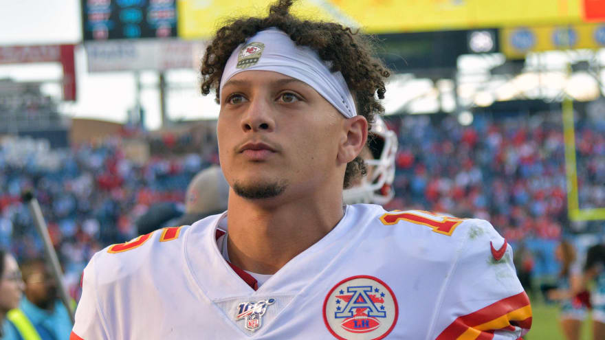 Patrick Mahomes' extension likely to 'shatter records'?