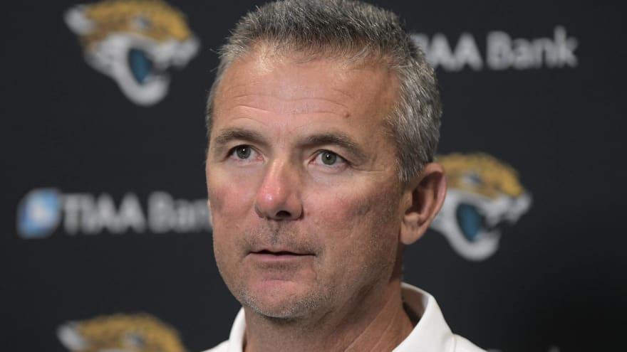 Jaguars HC Urban Meyer was targeting 'human highlight reel' Kadarius Toney in draft