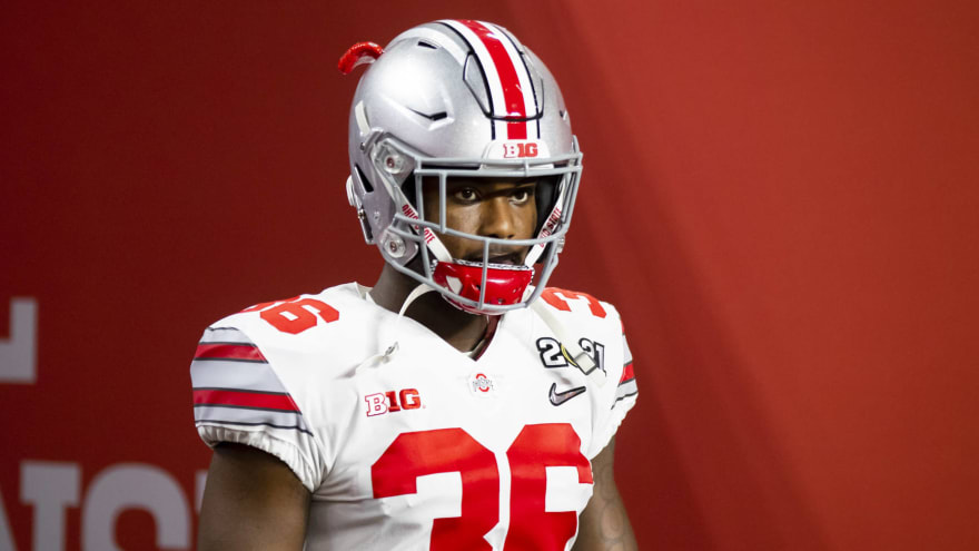 Ohio State LB K'Vaughan Pope throws fit, quits team midgame
