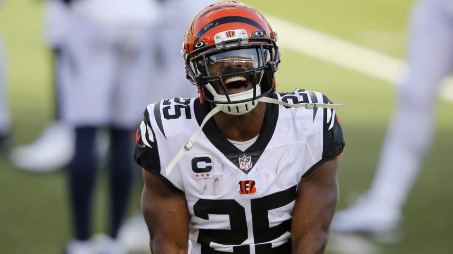 Bengals wanted Giovani Bernard to take pay cut?