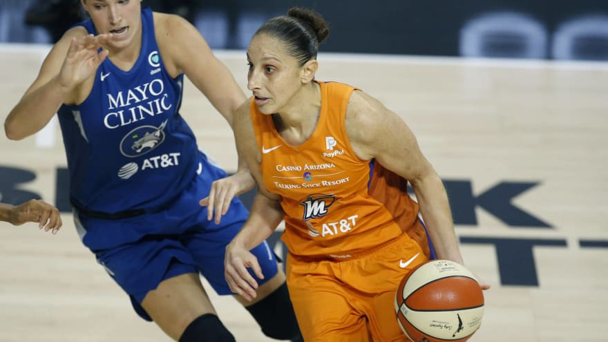 Taurasi practicing, hopes to play in Olympic opener