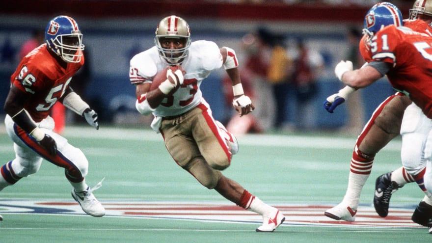 The '49ers 1,000 yard rushers' quiz