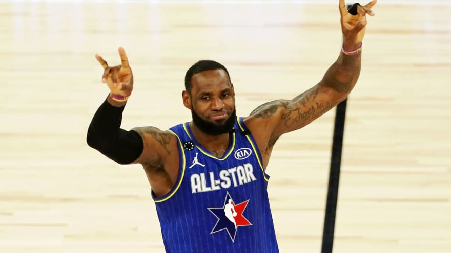 Team LeBron, Team Durant All-Star Game rosters are set
