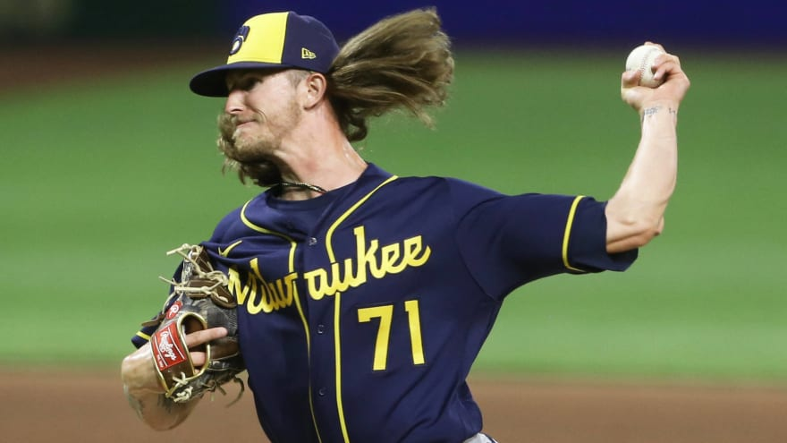 Padres, Brewers talked Josh Hader trade over last few seasons?