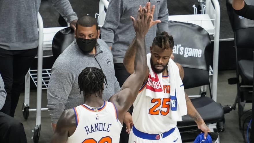 Three reasons why Knicks' season sets up major success moving forward