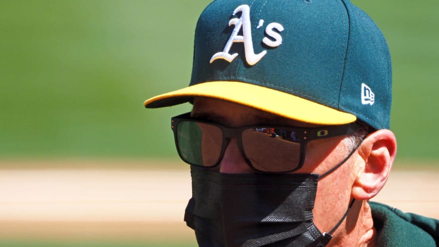 Bob Melvin expects Monday's Twins-A's game to be postponed