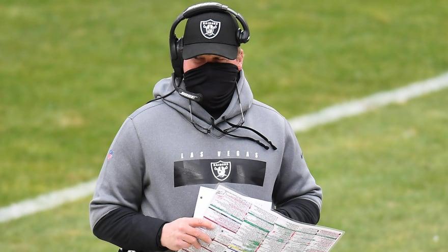 Raiders won't lose draft picks for COVID violations