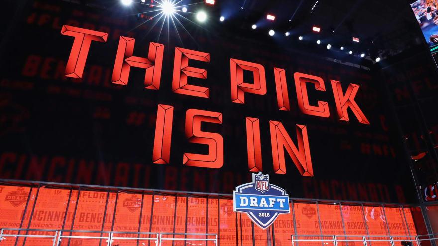 Three-round NFL mock draft: April 6