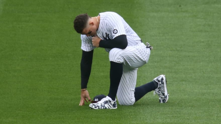 Aaron Judge 'let the team down twice' in Yankees' loss