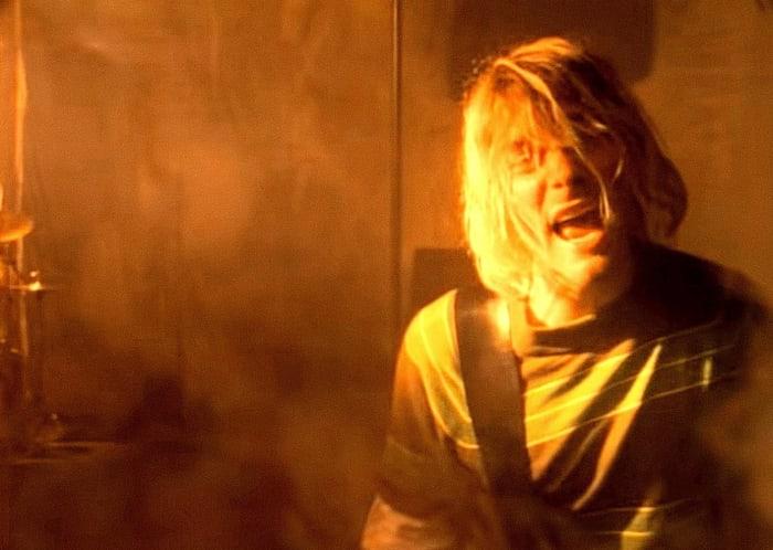 "Nirvana ""Smells Like Teen Spirit"" (1991)"