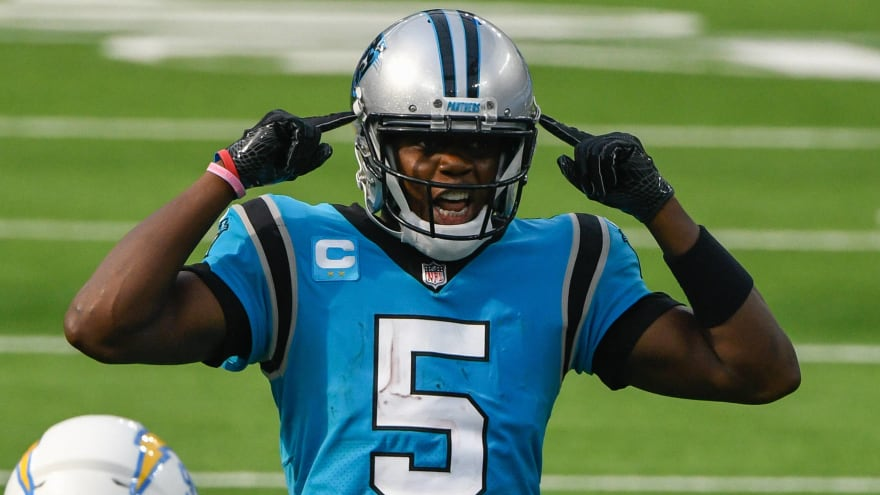 Panthers GM suggests QB Teddy Bridgewater will be traded
