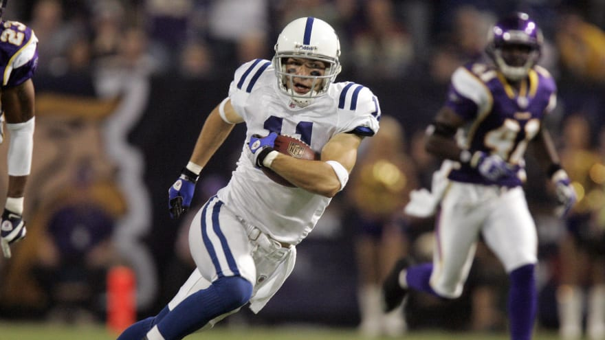Former Colts WR Anthony Gonzalez not running for reelection