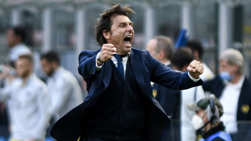 Inter's Antonio Conte's modern football unlock Serie A