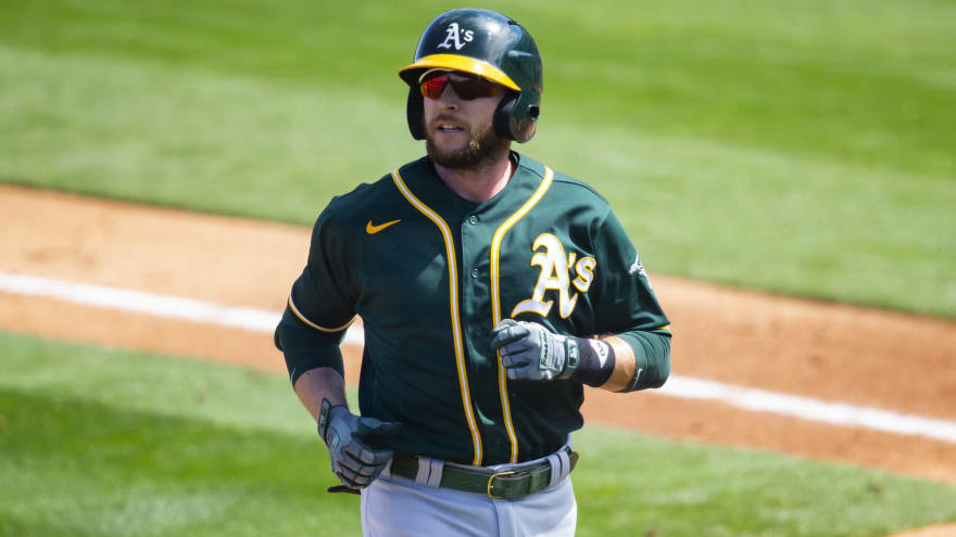 A's select Jed Lowrie, Trevor Rosenthal heads to IL
