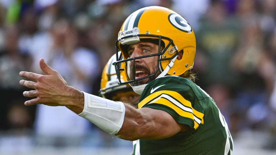Aaron Rodgers: Blowout loss 'a good learning lesson'