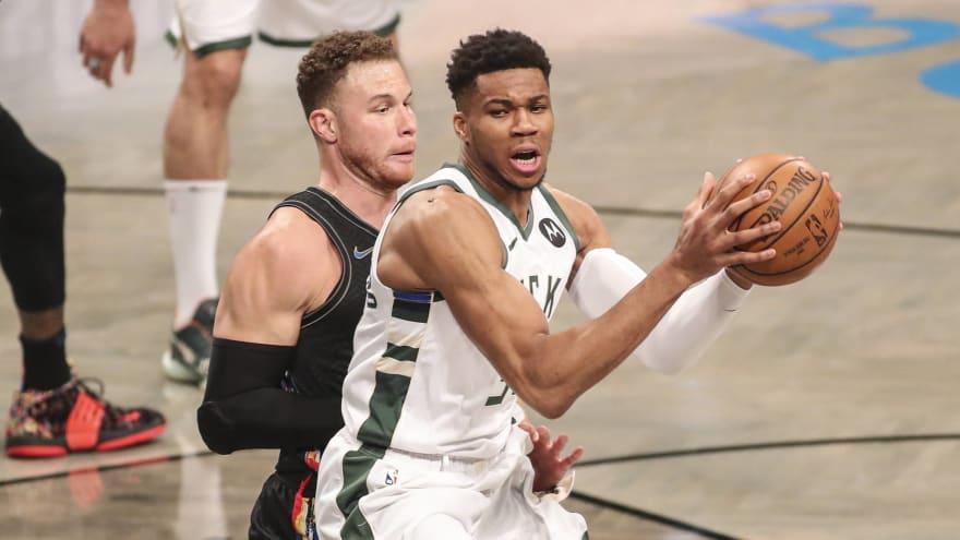 NBA tells Nets to lose timer mocking Giannis' long FT routine