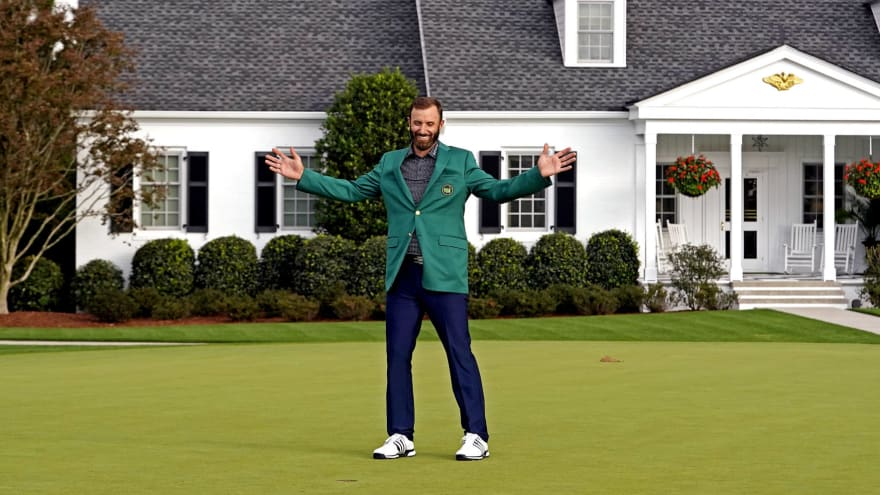 Odds for the 2021 Masters Tournament