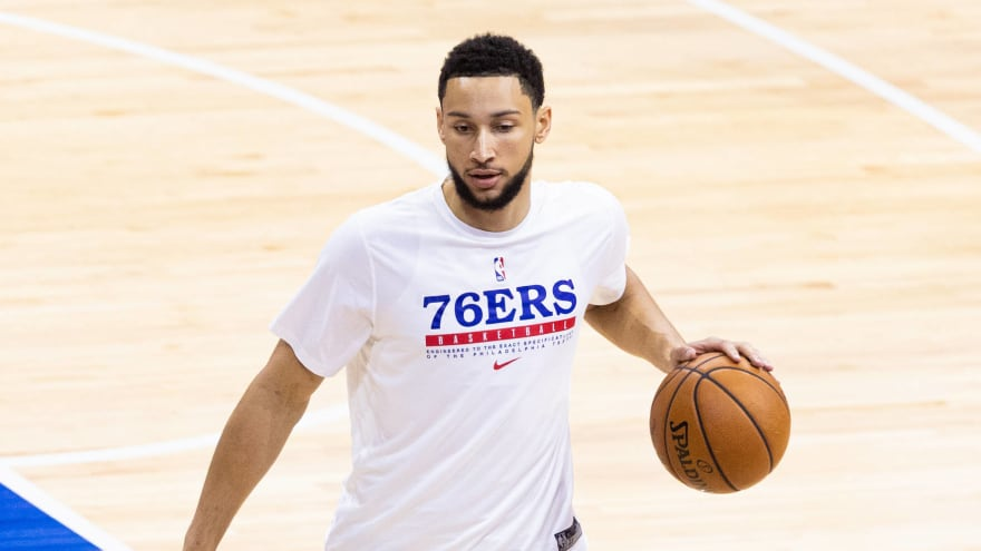 Odd Blazers-76ers situation delaying Ben Simmons trade?
