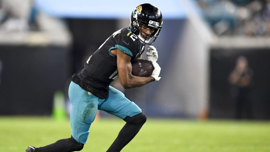 WR Dede Westbrook reportedly drawing interest