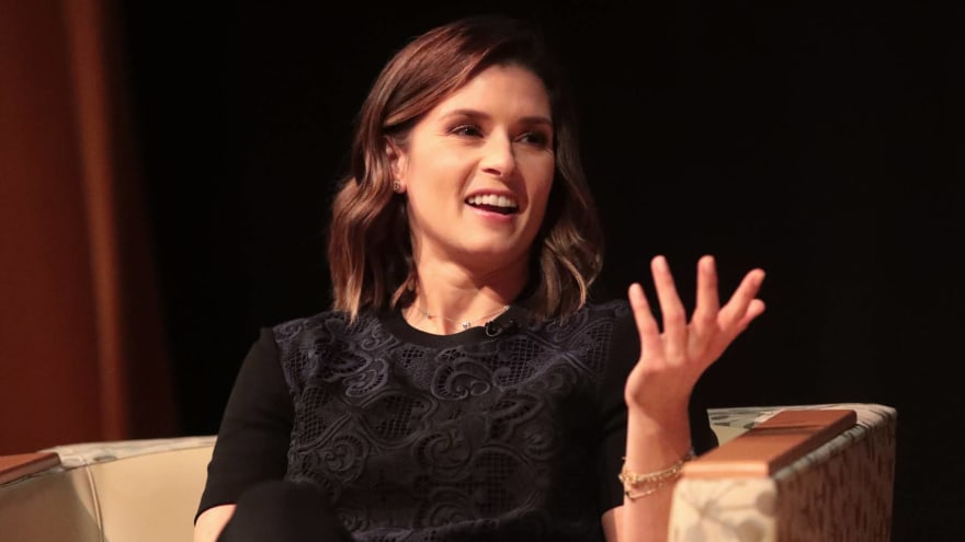 Danica Patrick shares interesting thoughts on relationships