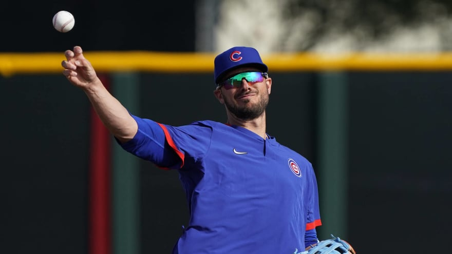 Kris Bryant unlikely to be traded before non-tender deadline