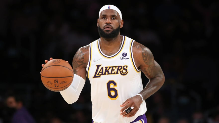 LeBron James' ankle is still cause for concern?