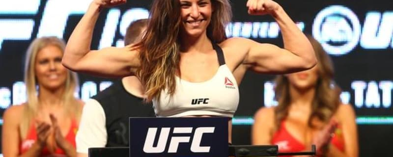 Miesha Tate calls Ronda Rousey very pouty about her loss