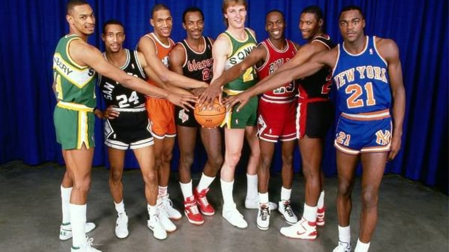 Jerome Kersey, Michael Jordan and the 1987 Dunk Contest