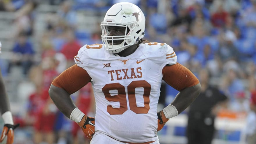 The 'Texas Longhorns players first rounders' quiz