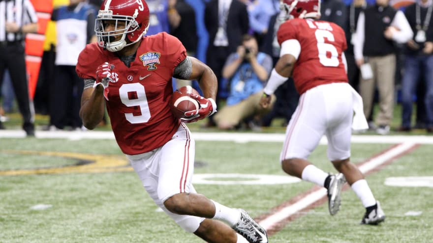 The 'Alabama Crimson Tide first rounders' quiz