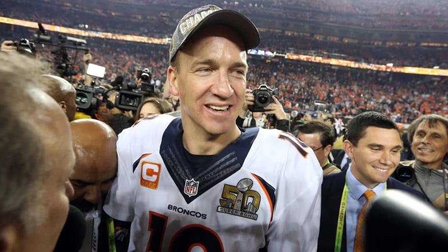 The 'Denver Broncos quarterbacks' quiz