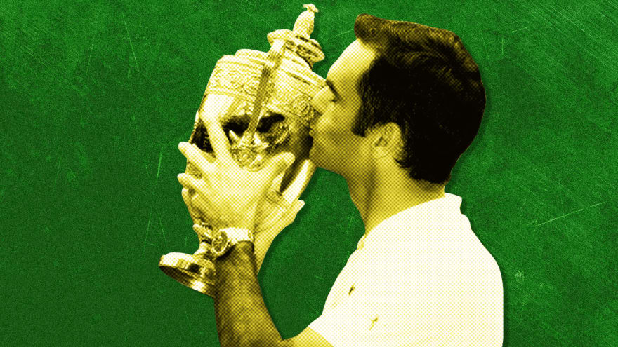 The 'Most majors won in tennis history' quiz