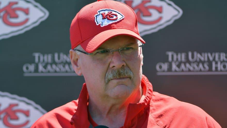 The 'Kansas City Chiefs head coaches' quiz