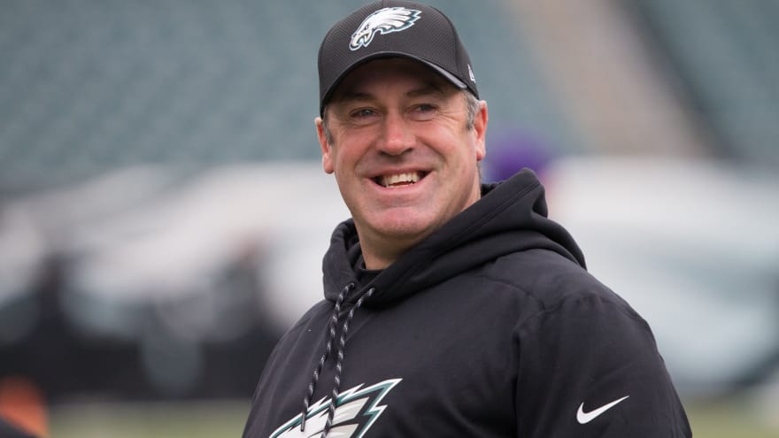 The 'Philadelphia Eagles head coaches' quiz
