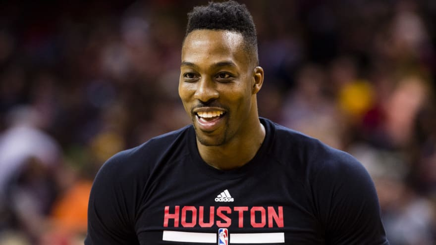 Jason Terry: Dwight Howard would put Mavericks in championship contention
