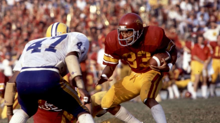 The 'USC Trojans in the NFL Hall of Fame' quiz