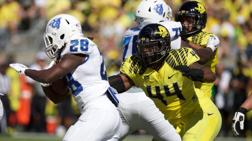 The 'Oregon Ducks first-rounders' quiz