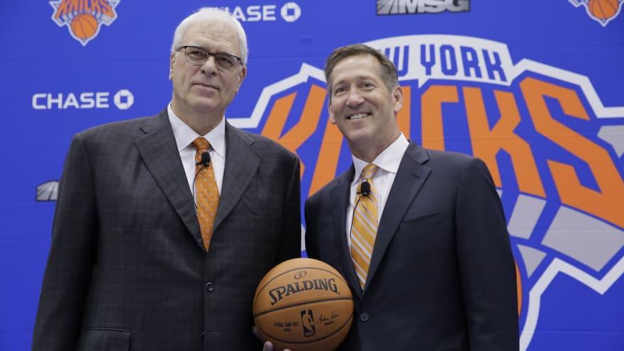 Report: Knicks interested in Mike Conley, Jordan Clarkson