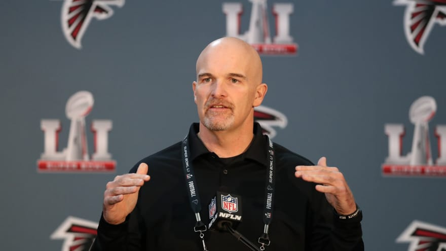 The 'Atlanta Falcons head coaches' quiz