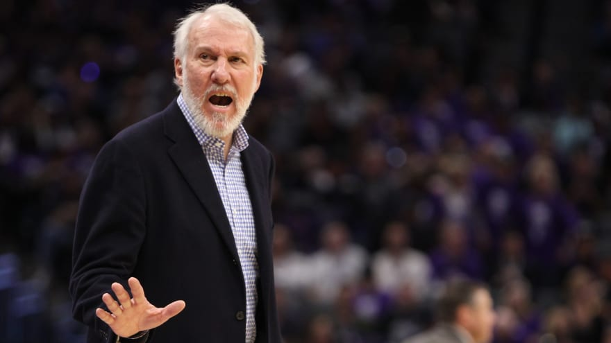 Gregg Popovich fears fall of the country with Trump election