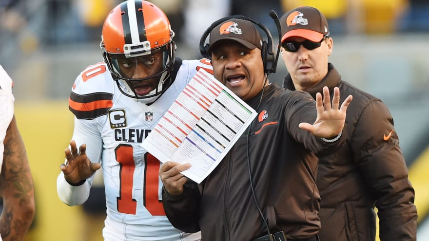 The 'Cleveland Browns head coaches' quiz