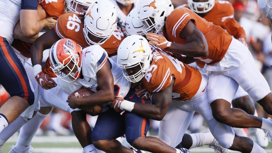The 'Division 1 Texas football teams' quiz