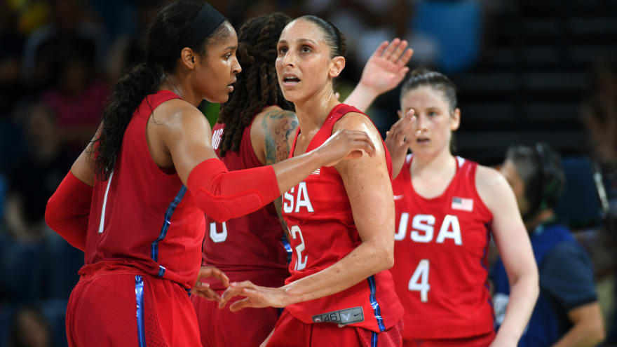 Nothing for free: USA women's hoops looks ahead to gold medal challenge