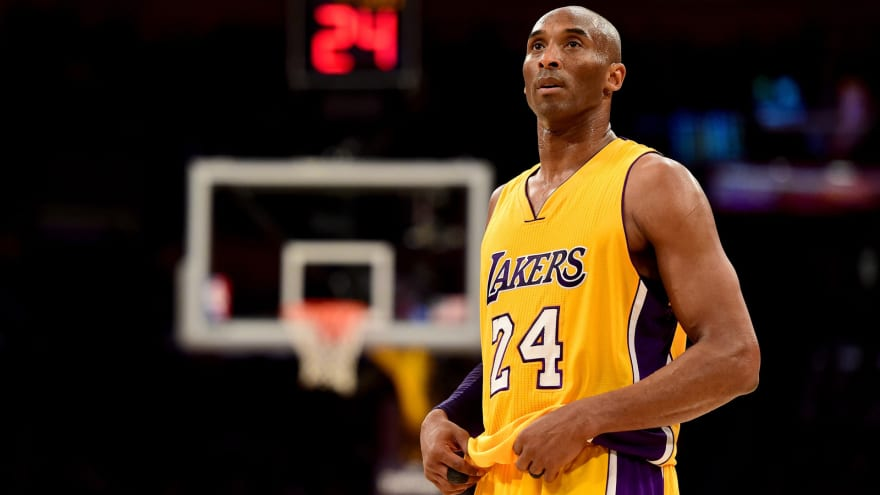 24 quintessential moments of Kobe Bryant's career