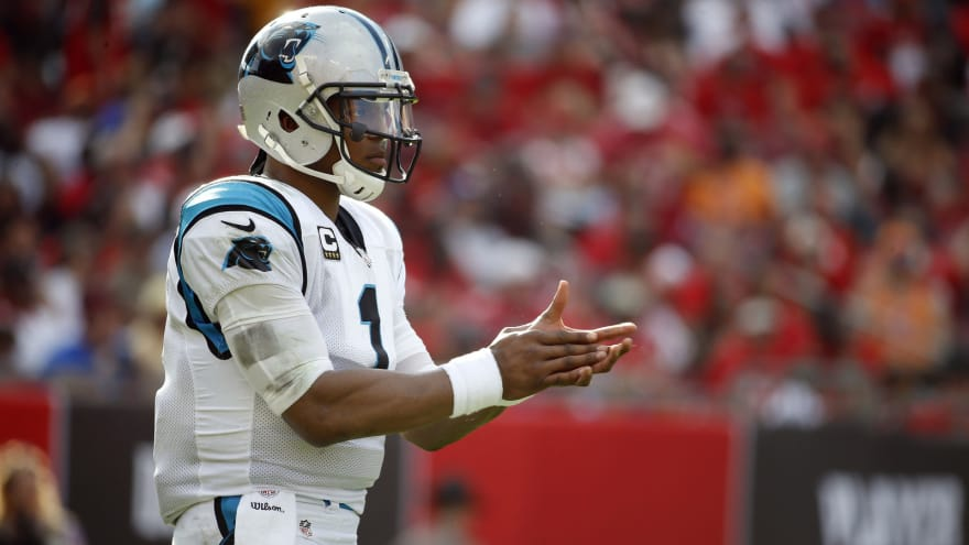The 'QBs to start for the Carolina Panthers' quiz